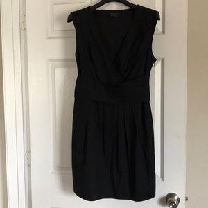 BCBG Maxazria Black Dress Petite 10 P